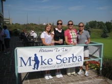 Mike Serba golf tournament 2008-3