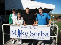Mike Serba golf tournament 2009-2