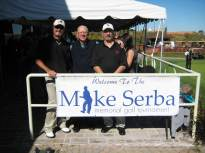 Mike Serba golf tournament 2009-4