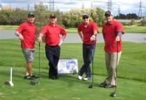 Mike Serba golf tournament 2010-10
