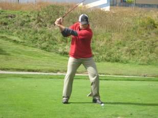 Mike Serba golf tournament 2010-11