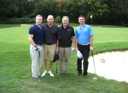 Mike Serba golf tournament 2010-12