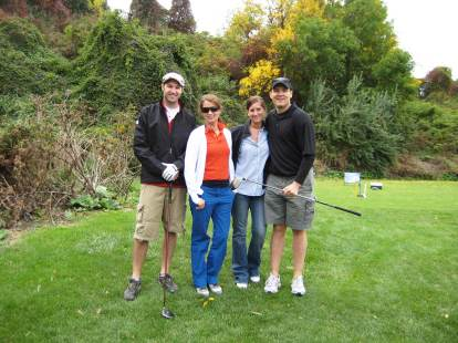 Mike Serba golf tournament 2010-17