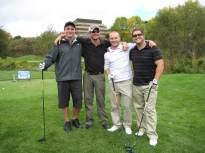 Mike Serba golf tournament 2010-18