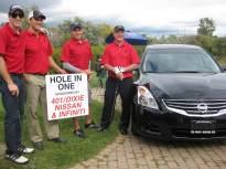 Mike Serba golf tournament 2010-2