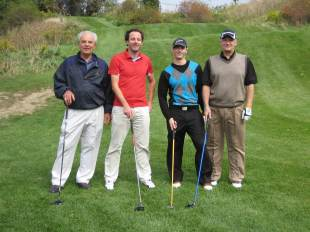 Mike Serba golf tournament 2010-21