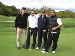 Mike Serba golf tournament 2010-22
