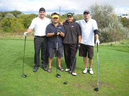 Mike Serba golf tournament 2010-23