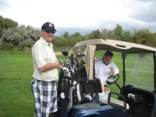 Mike Serba golf tournament 2010-44