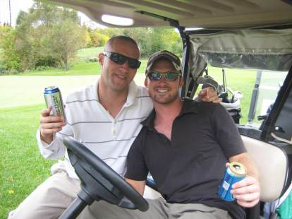 Mike Serba golf tournament 2010-45