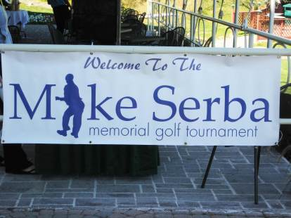 Mike Serba golf tournament 2010-6