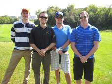 Mike Serba golf tournament 2011-10