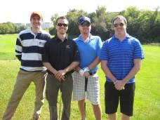 Mike Serba golf tournament 2011-10