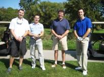 Mike Serba golf tournament 2011-11