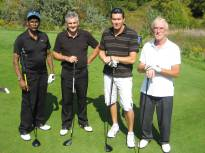 Mike Serba golf tournament 2011-12