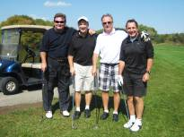 Mike Serba golf tournament 2011-15