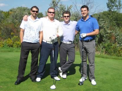 Mike Serba golf tournament 2011-19