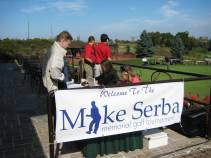 Mike Serba golf tournament 2011-2