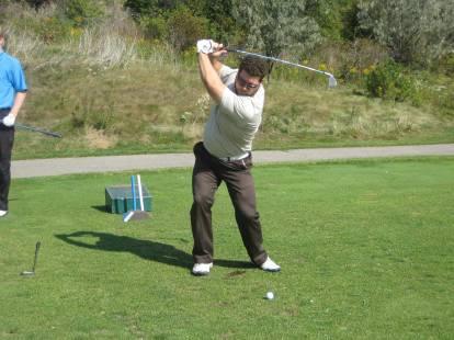 Mike Serba golf tournament 2011-25
