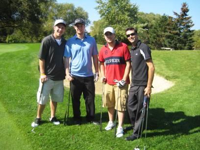 Mike Serba golf tournament 2011-36