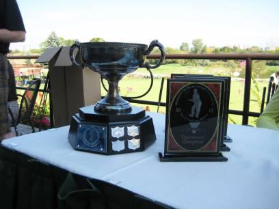 Mike Serba golf tournament 2011-4