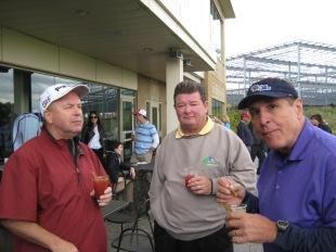 Mike Serba golf tournament 2012-10