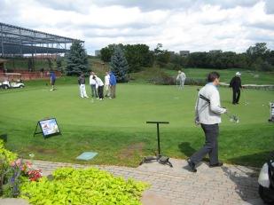 Mike Serba golf tournament 2012-11