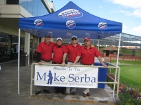 Mike Serba golf tournament 2012-17