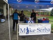 Mike Serba golf tournament 2012-3