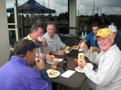 Mike Serba golf tournament 2012-9