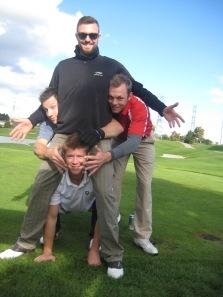 Mike Serba golf tournament 2012=89