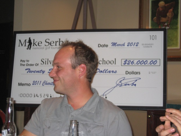 Mike Serba golf tournament 2012=99