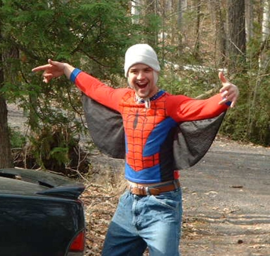 SpidermanMike